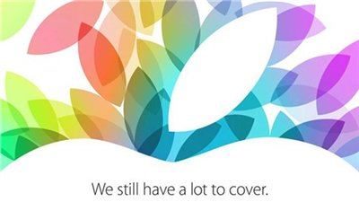 iPad Event 2013 - All about Apple