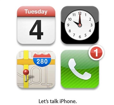 Конференция Apple - Let's Talk iPhone от 4 октября - All about Apple