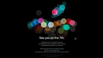 Конференция Apple 2016 - «See you on 7th» - All about Apple