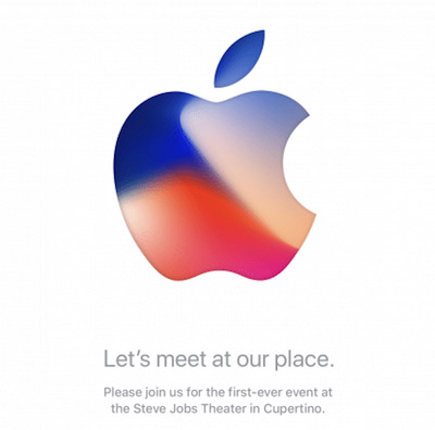 Презентация iPhone 8 - Let's meet at our place 2017... - All about Apple