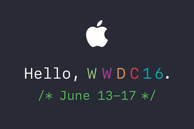 WWDC 2016 - конференция Apple 13.06 - All about Apple